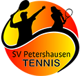 Tennis in Petershausen Logo