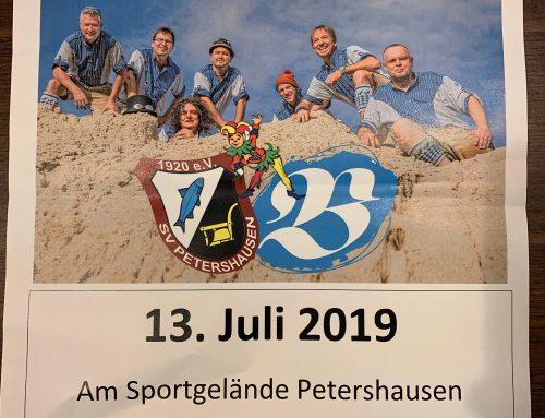 """""""Blechblosn"""" Konzert am 13.7.2019"""