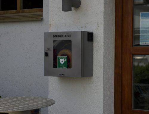 Defi am Vereinsheim