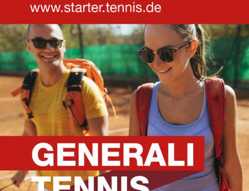 Als Nicht-Mitglied mal Tennis probieren ? Klar !