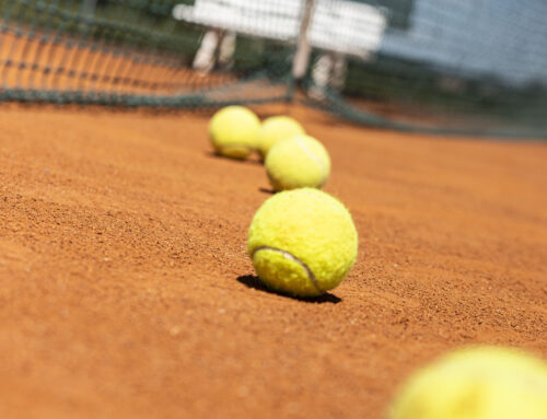 Tennis ab 2.11.2020