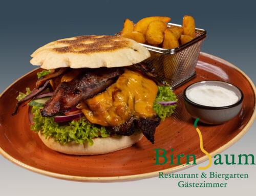 Restaurant Birnbaum neuer Sponsor